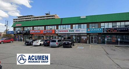 Acumen Insurance Upper James, Hamilton