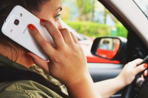 Distracted Driving Car Insurance