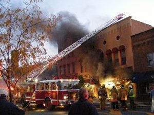 Business Insurance Fire Safety Plan