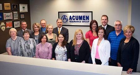 Insurance Broker Acumen Insurance in Hamilton