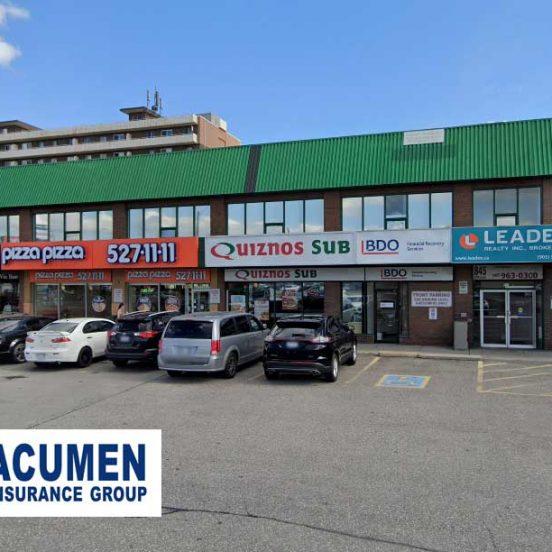 Acumen Insurance - Upper James Office